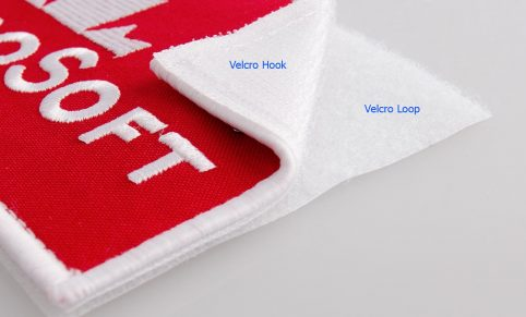 Velcro Hook Loop macro