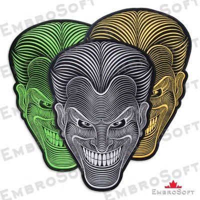 Head Of Joker Trio