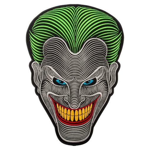 joker frontal