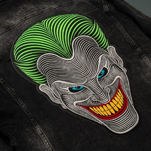 joker incline jeans jacket