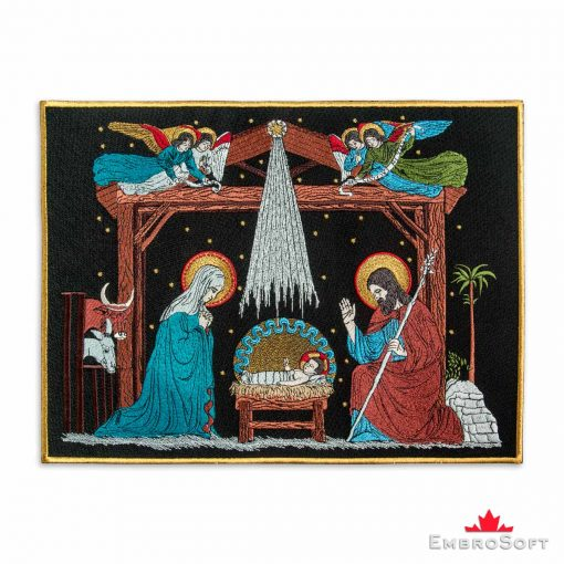 Christmas Frontal Photo