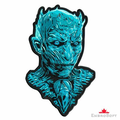 The Night King from Game of Thrones Frontal Right Photo