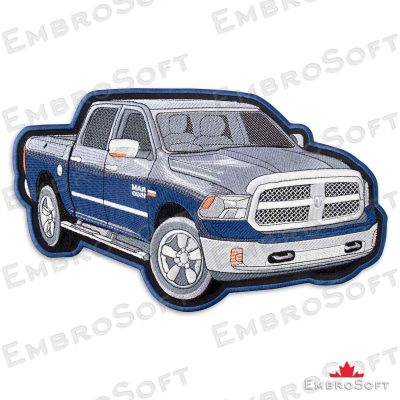 Dodge RAM 1500 Right