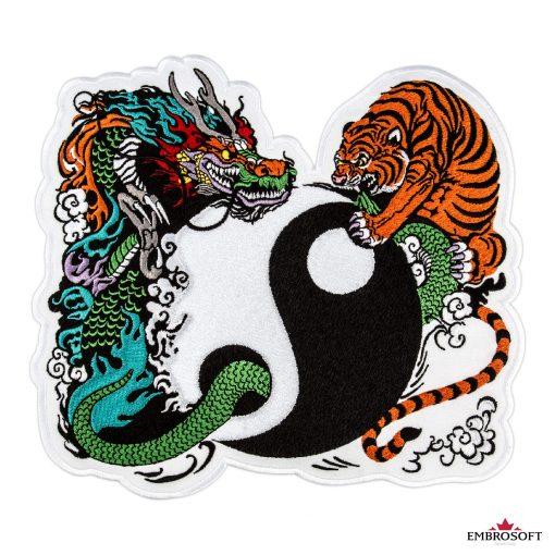 Yin Yang frontal