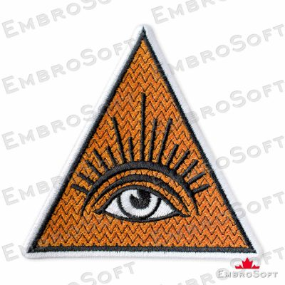Masonic Eye Frontal