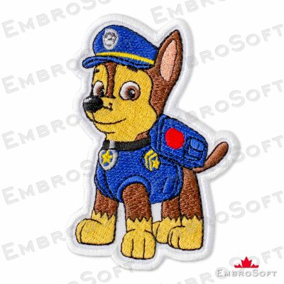 Paw Patrol Chase Frontal