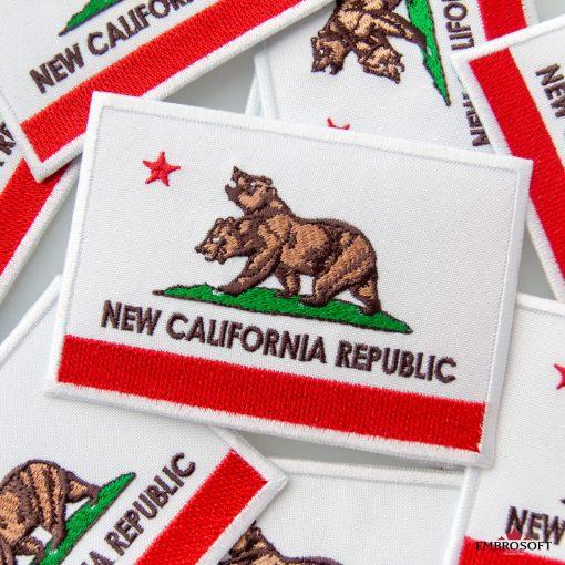 Fallout New California Republic collage