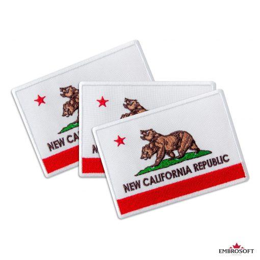 Fallout New California Republic three
