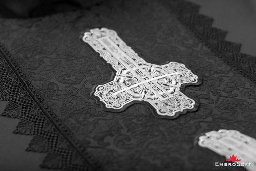 Ghost Papa Emeritus Cloak Macro