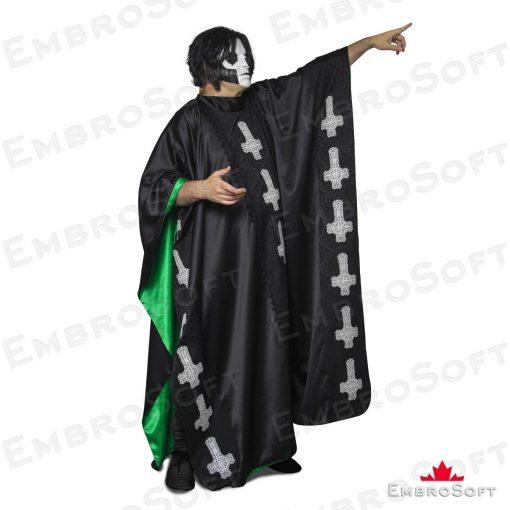 Ghost Papa Emeritus Cloak Frontal
