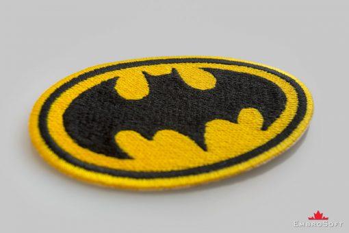 Batman Logo DC Comics Lying On Surface