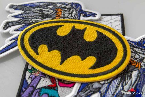 Batman Logo DC Comics Background