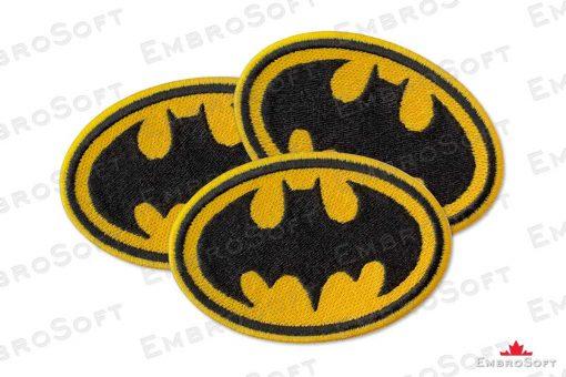 Batman Logo DC Comics Collage