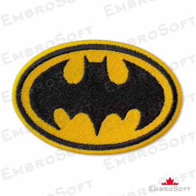 Batman Logo DC Comics Frontal