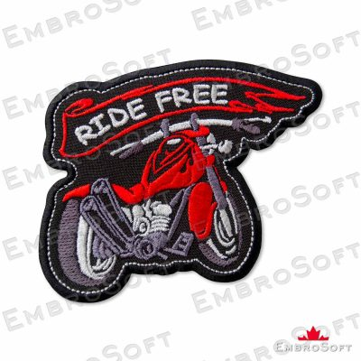 Red Bike Frontal