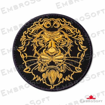 Lion is a Proud King of the Beasts Frontal