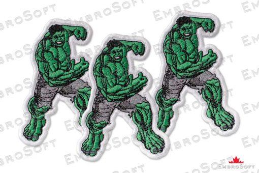 Hulk Marvel Comics Collage