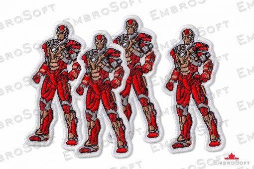 Iron Man Marvel Comics Collage