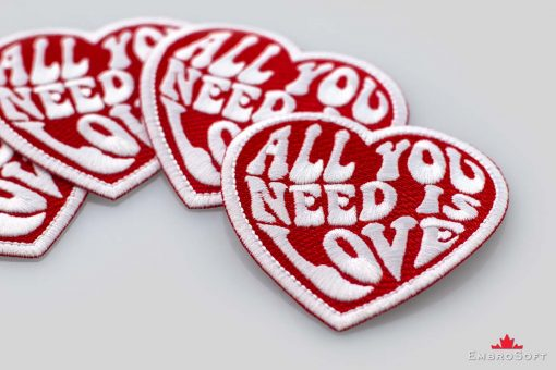 Beatles All You Need Is Love Lying On Surface