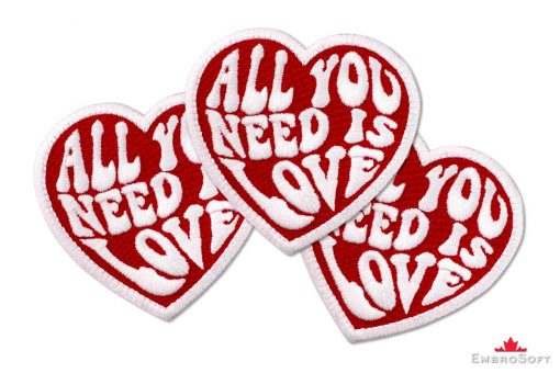 Beatles All You Need Is Love Collage