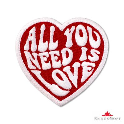 Beatles All You Need Is Love Frontal