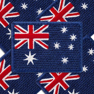 Flags of Australia and Oceania