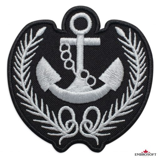 Anchor with Springs gray