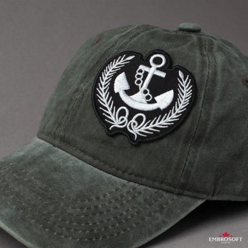 Cap Anchor with Springs gray