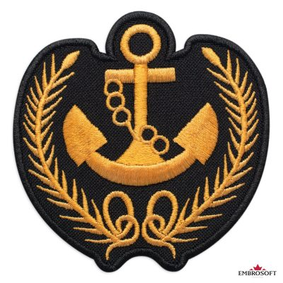 Anchor with Springs yellow