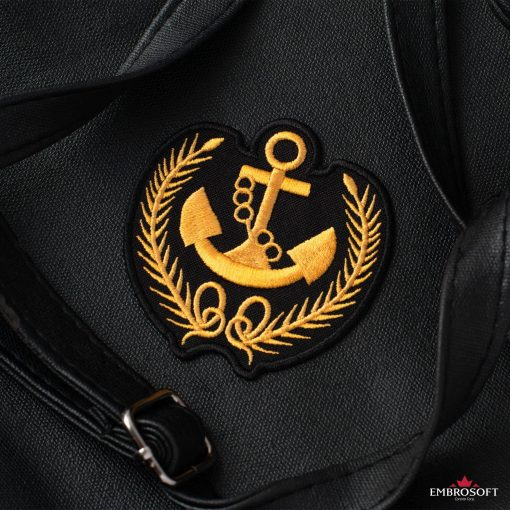 Anchor with Springs yellow bag