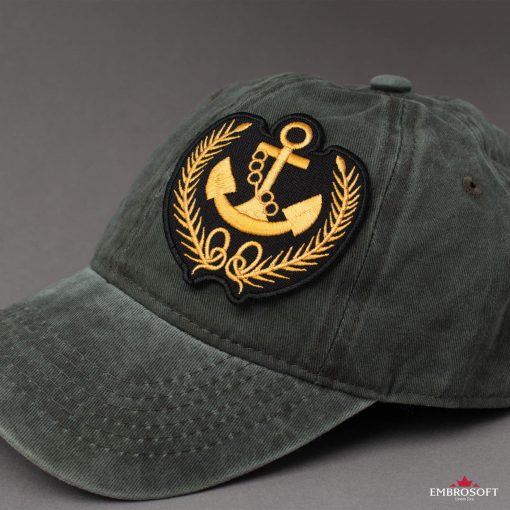 Anchor with Springs yellow cap