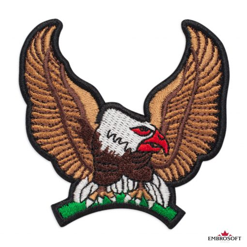 Bald Eagle patch