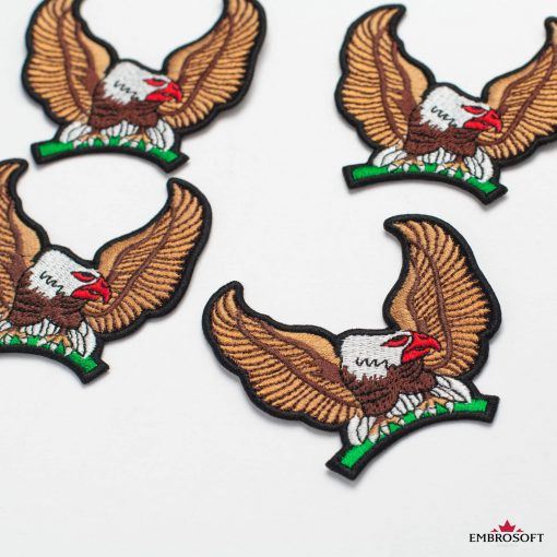 Embroidered Bald Eagle