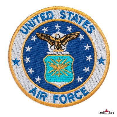 Emblem US Air Force patch