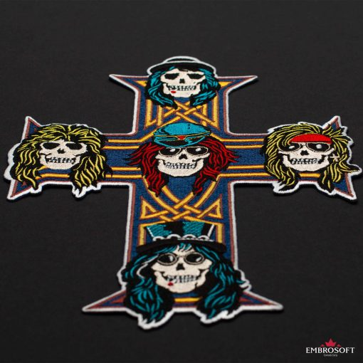 Large Patch Guns N Roses Appetite for Destruction
