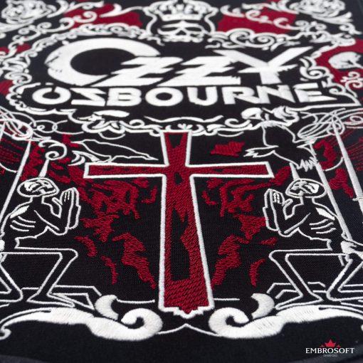 Ozzy Ozbourne emblem