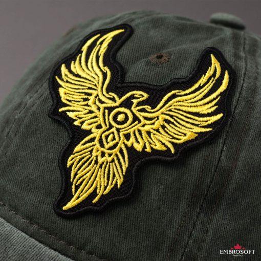 Phoenix logo patch