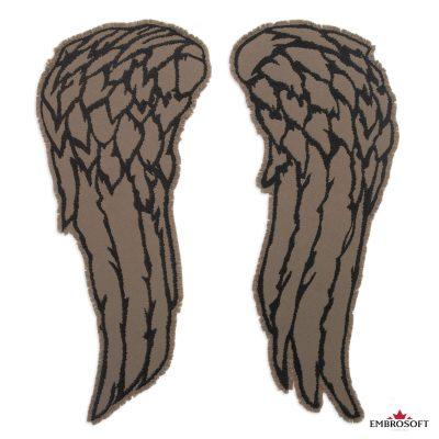 The Walking Dead Wings