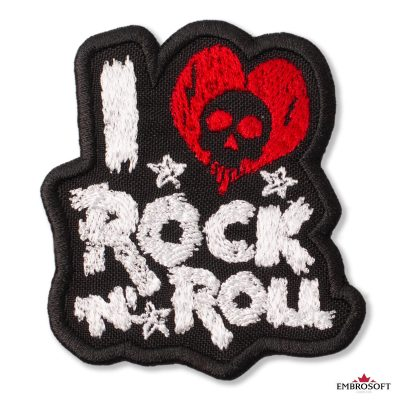 i love rock n roll frontal