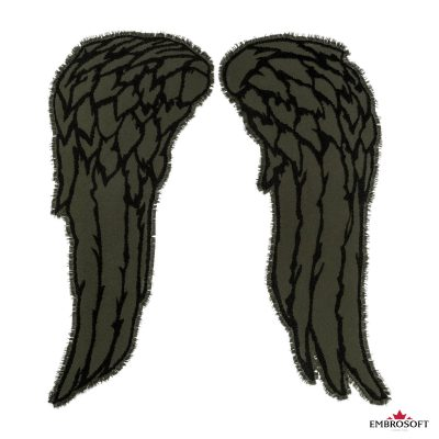 wings frontal