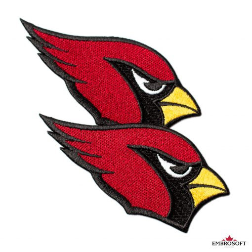 American football Arizona cardinals embroidered patch