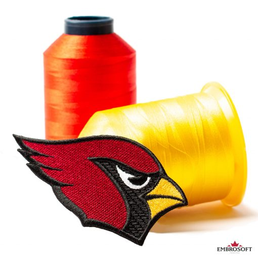 Arizona cardinals logo and threads