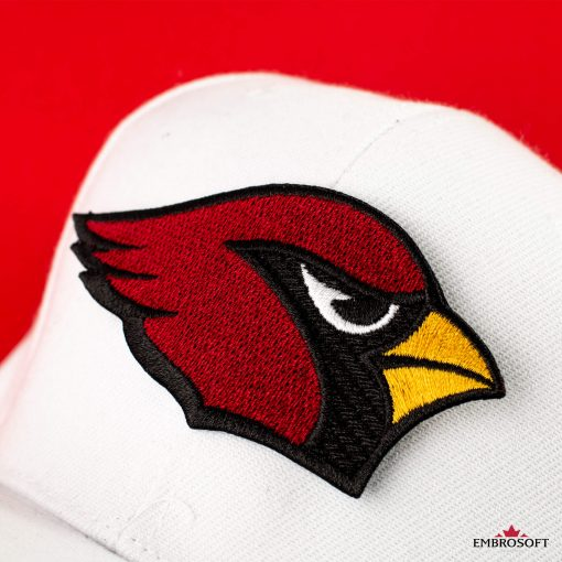 Arizona cardinals sports team logo patch makro