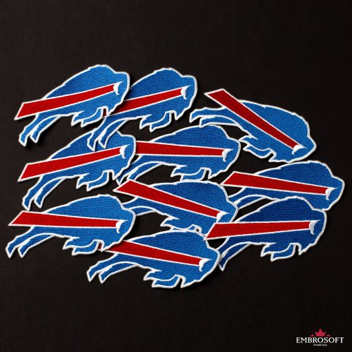 Buffalo Bills nfl sports team logo for clothes