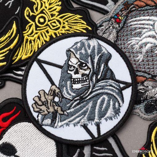 Death round patch