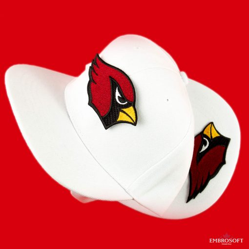 NFL logos arizona cardinals patch