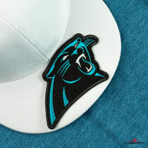 Carolina Panthers emblem nfl sport patches