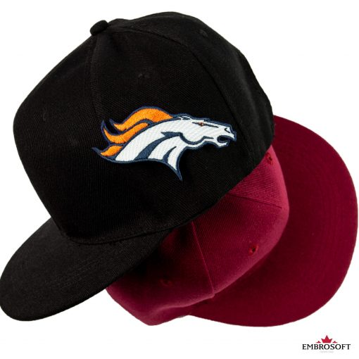 Denver Broncos embroidered patches for clothes