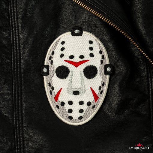 Jason hockey goalie mask for backpacks