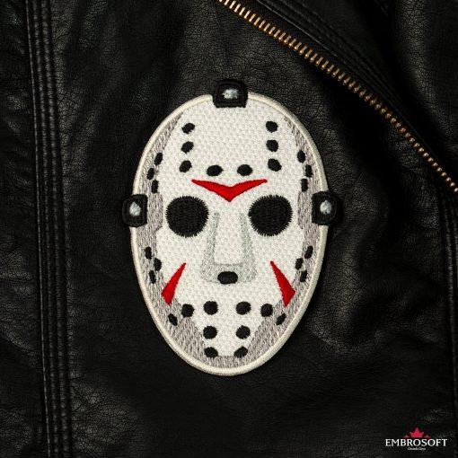 Jason hockey goalie mask for backpacks